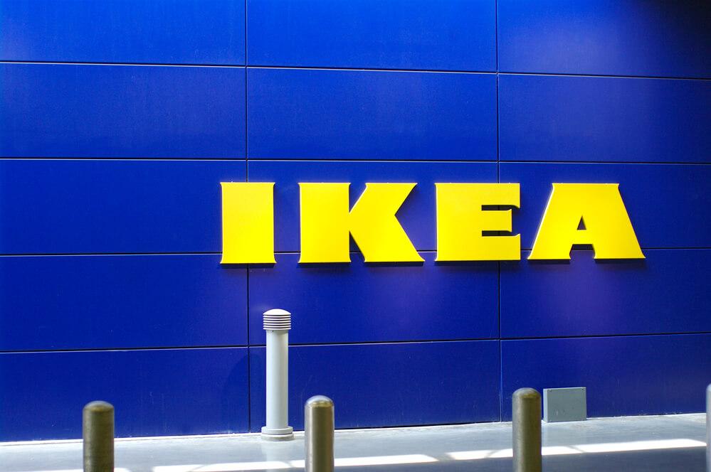 IKEA kiszállítás